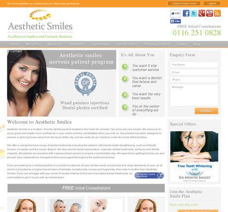 Aesthetic Smiles
