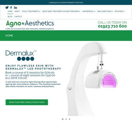 Agno Aesthetics