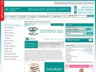 BMI Bishops Wood Hospital