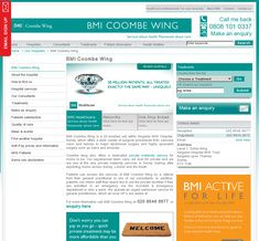 BMI Coombe Wing