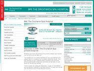 BMI The Droitwich Spa Hospital