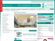 BMI Fernbrae Hospital