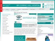 BMI Goring Hall Hospital