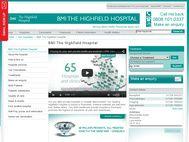 BMI The Highfield Hospital