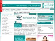 BMI The Huddersfield Hospital