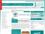 BMI The Kings Oak Hospital