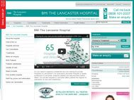 BMI The Lancaster Hospital