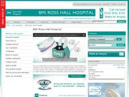 BMI Ross Hall Hospital