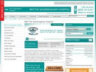 BMI The Sandringham Hospital