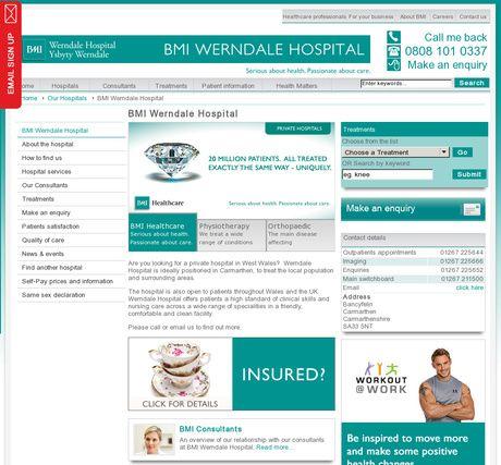 BMI Werndale Hospital