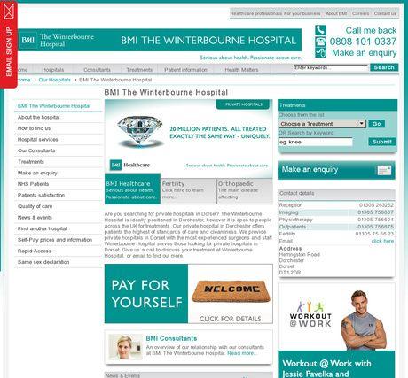 BMI The Winterbourne Hospital
