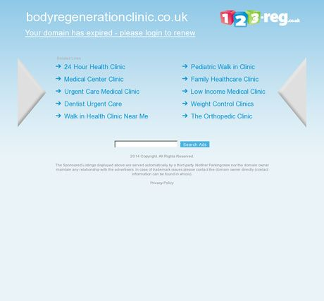 Body Regeneration Clinic