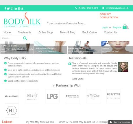 Body Silk Aesthetic Clinic