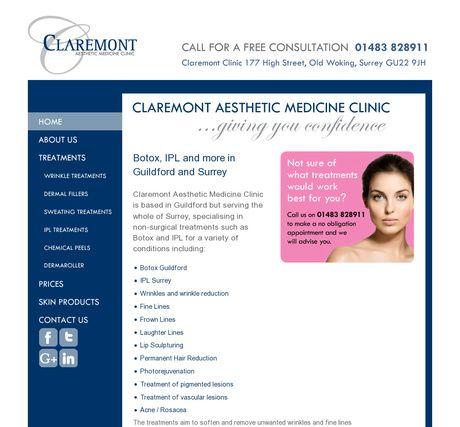 Claremont Aesthetic Medicine Clinic