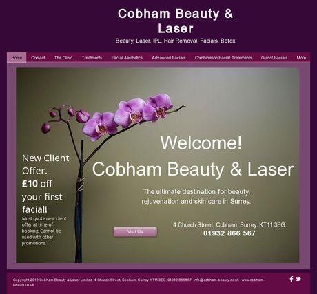 Cobham Beauty & Laser