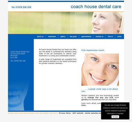 Coach House Dental Care