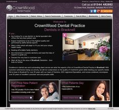 CrownWood Dental Practice