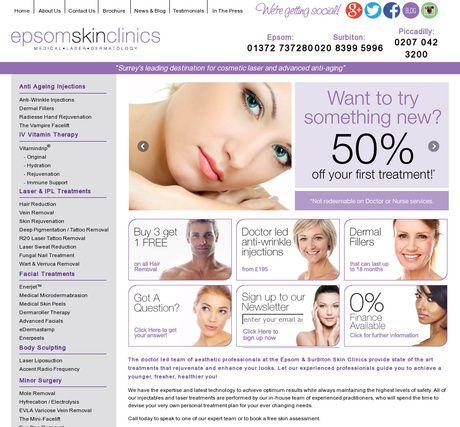 Epsom Skin Clinic