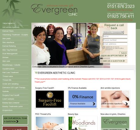 The Evergreen Clinic