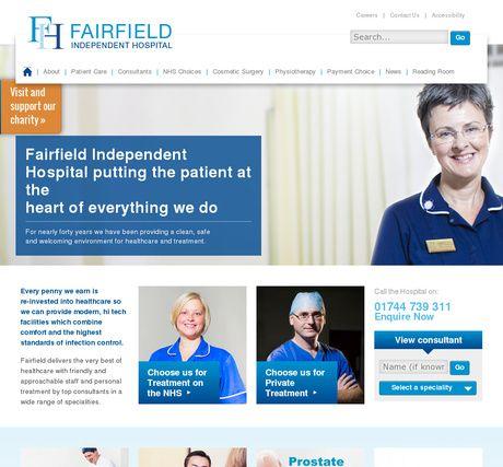 Fairfield Independent Hospital