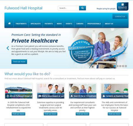 Fulwood Hospital