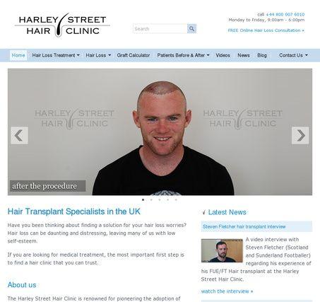 The Harley Street Hair Clinic