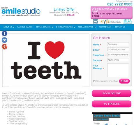 London Smile Studio