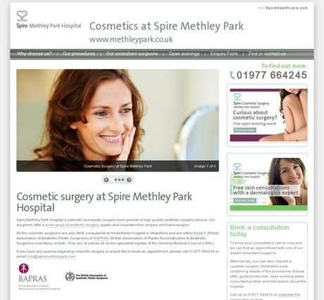 Methley Park Hospital