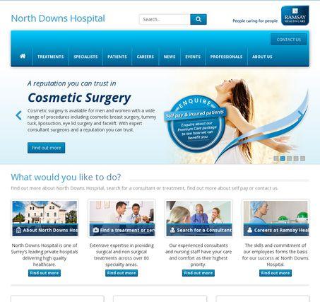 North Downs Hospital