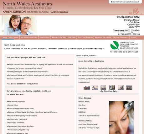 North Wales Aesthetics