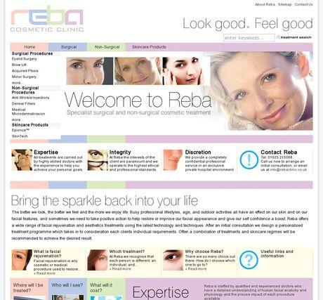 Reba Cosmetic Clinic