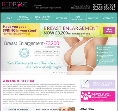 Red Rose Cosmetic Surgery