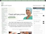Spire Cardiff Hospital