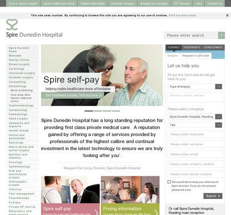 Spire Dunedin Hospital