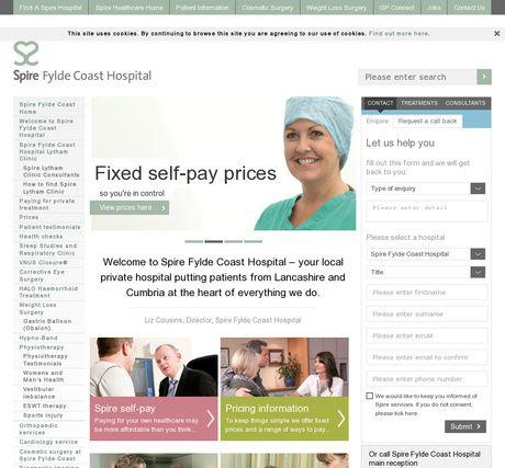 Spire Fylde Coast Hospital