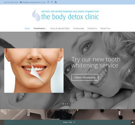 The Body Detox Clinic