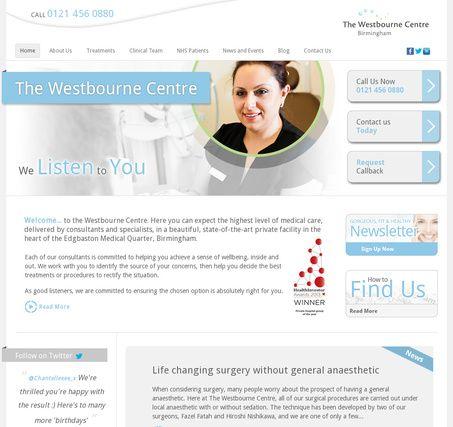 The Westbourne Centre