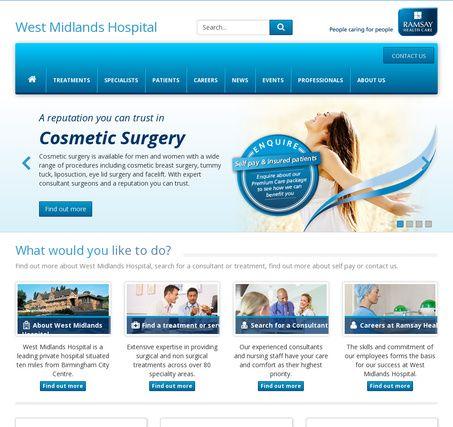 West Midlands Hospital