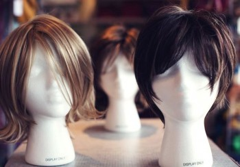 Natural looking wigs